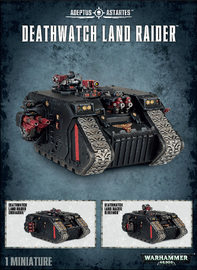 Warhammer 40,000 Deathwatch Land Raider