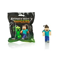 "Minecraft Hangers 3"" Figure Blind Pack Series 1-1"