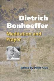 Dietrich Bonhoeffer image