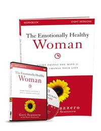 The Emotionally Healthy Woman Workbook with DVD by Geri Scazzero
