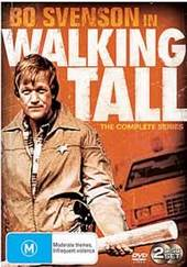 Walking Tall - Complete Series (2 Disc Set) on DVD