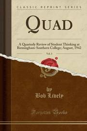 Quad, Vol. 3 by Bob Lively image