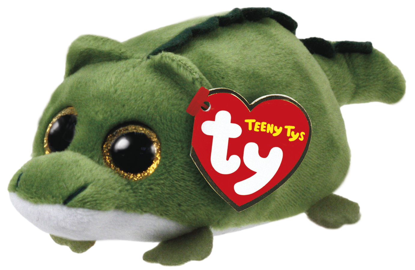 Ty Teeny: Wallie Alligator - Small Plush image