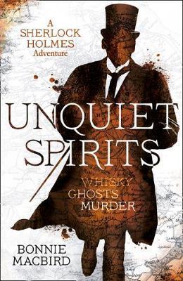 Unquiet Spirits by Bonnie MacBird image