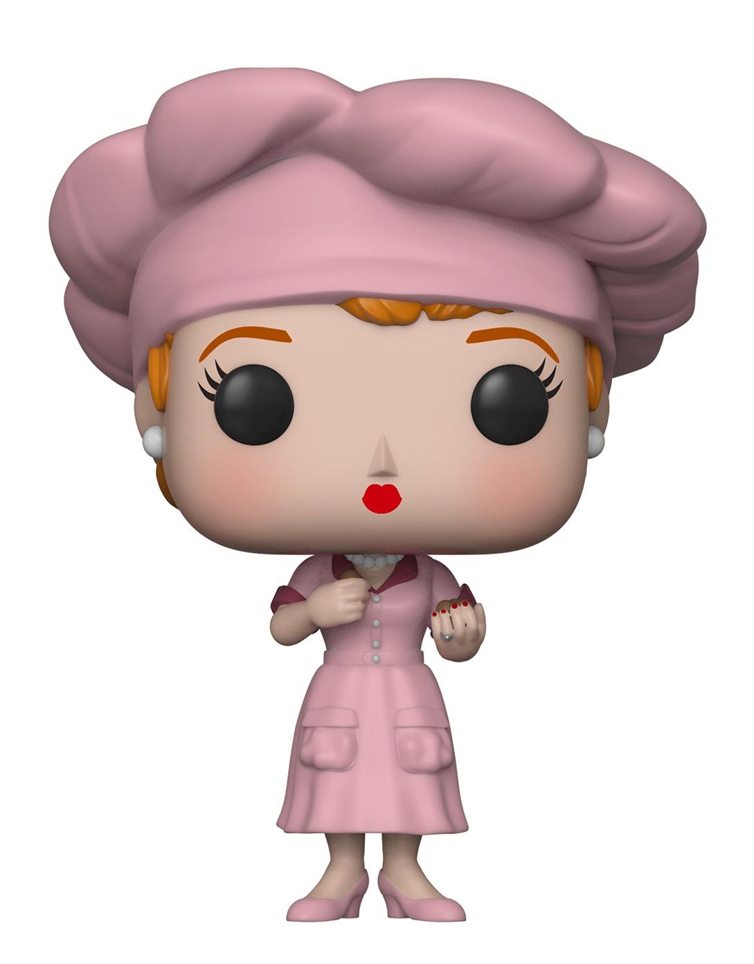 I Love Lucy - Factory Lucy Pop! Vinyl Figure image