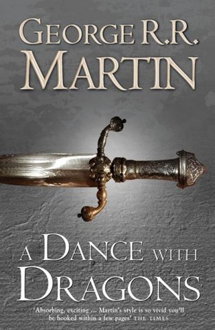 A Dance with Dragons (Song of Ice and Fire #5) by George R.R. Martin image