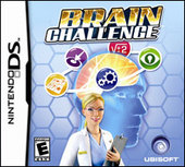 Brain Challenge for Nintendo DS