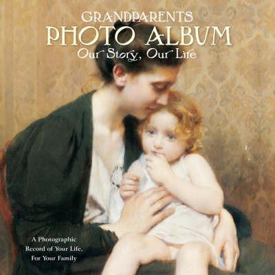 Grandparents Memories Photograph Album image