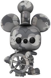 Disney: Steamboat Willie (Mickey) - Pop! Vinyl Figure + Protector