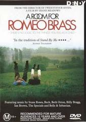 A Room For Romeo Brass on DVD
