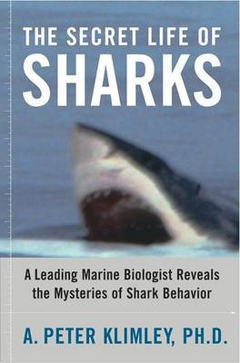The Secret Life of Sharks: Leading Marine Biologist Reveals the Mysteries of Shark Behaviour by A.Peter Klimley image