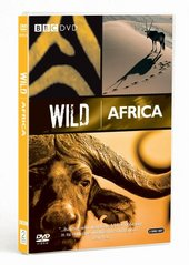 Wild Africa (2 Disc) on DVD