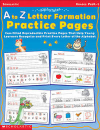 Alphatales by Scholastic Teaching Resources
