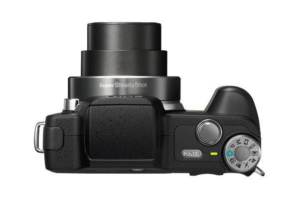 Sony DSCH3B 8.1MP DIGITAL CAMERA image