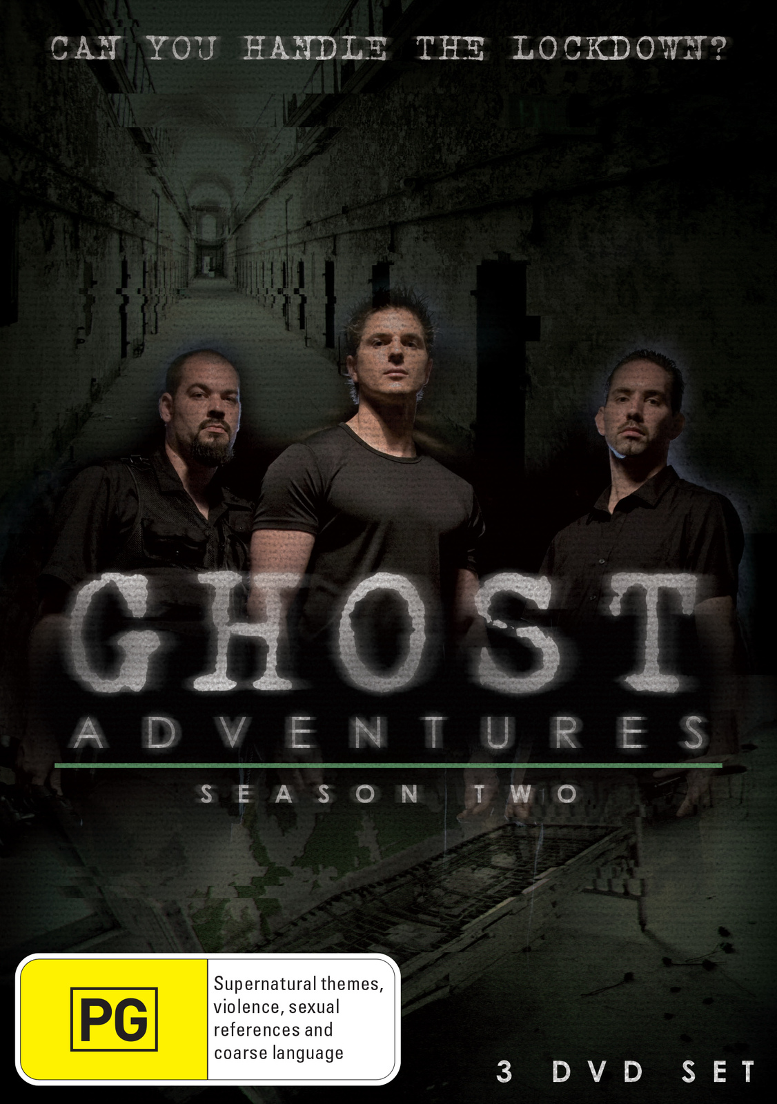 Ghost Adventures - Season 2 on DVD image