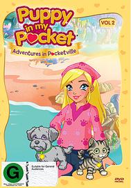 Puppy in My Pocket: Volume 2 on DVD