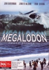 Megalodon - Shark Attack III on DVD