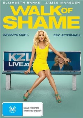 Walk of Shame on DVD