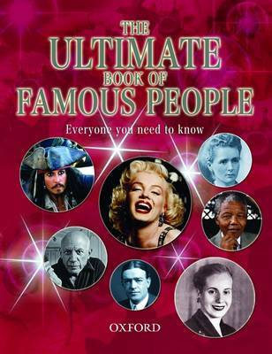 The Ultimate Book of Famous People by Various ~ image