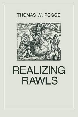 Realizing Rawls by Thomas W. Pogge image
