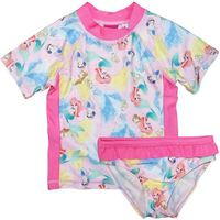 Disney Princess Swimwear Set (Size 5)