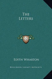 The Letters by Edith Wharton