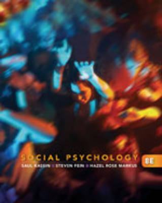Social Psychology by Saul M. Kassin image