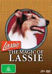 Lassie: The Magic Of Lassie on DVD