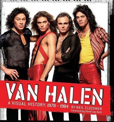 Van Halen by Neil Zlozower image