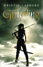 Graceling - trade p/b by Kristin Cashore image