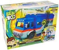 Ben 10: Rust Bucket - Transforming Vehicle Playset