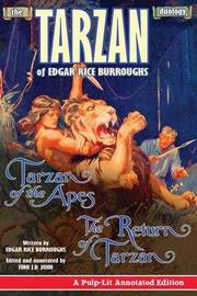 Tarzan of the Apes and the Return of Tarzan by Edgar , Rice Burroughs
