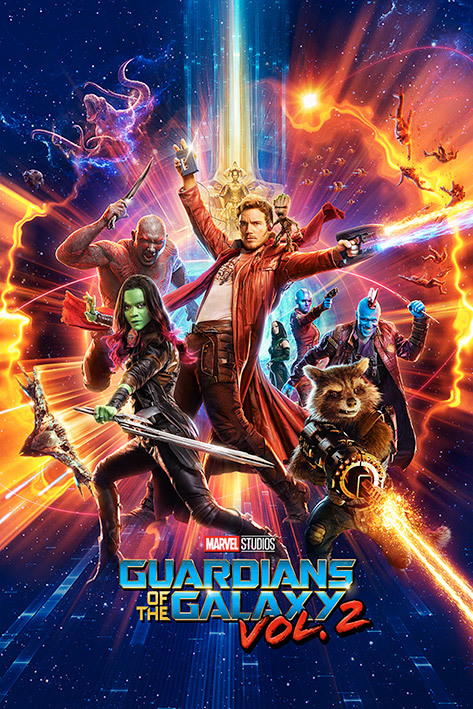 Guardians Of The Galaxy Vol.2: One Shee - Maxi Poster (685)