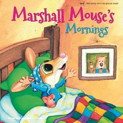 Marshall Mouse Every Morning / Marshall Mouse Every Night by Luisa Adam