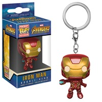 Avengers: Infinity War - Iron-Man Pocket Pop! Keychain