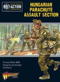 Bolt Action: Hungarian Parachute Assault Section