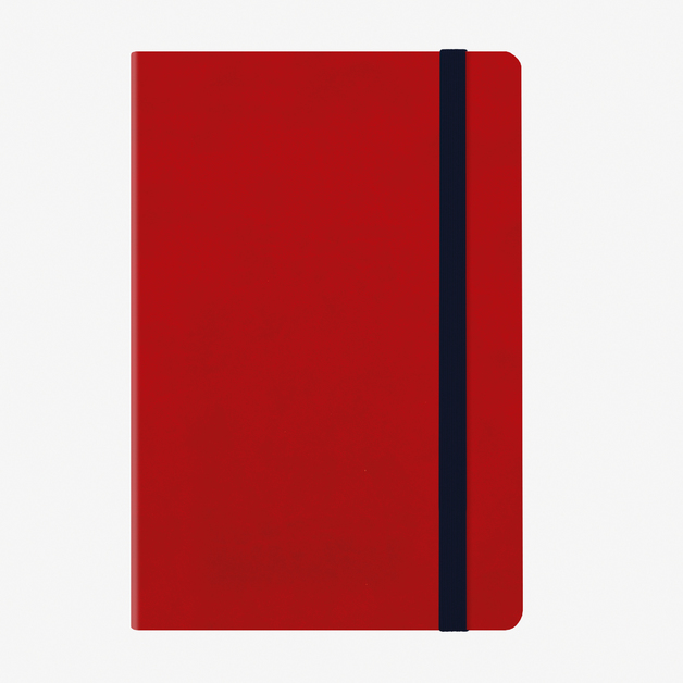 Legami: Medium Weekly 12 Month 2020 Diary with Notes - Red
