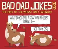 Bad Dad Jokes 2020 Box Calendar by Willow Creek Press