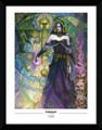 Magic The Gathering: Liliana Untouched By Death - Collector Print (41x30.5cm)