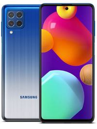 Samsung Galaxy M62 Dual (128GB/8GB RAM) - Blue