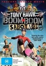 Tony Hawk In Boom Boom Sabotage on DVD