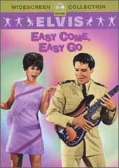 Elvis: Easy Come, Easy Go on DVD