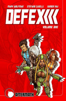 Defex by Marv Wolfman image
