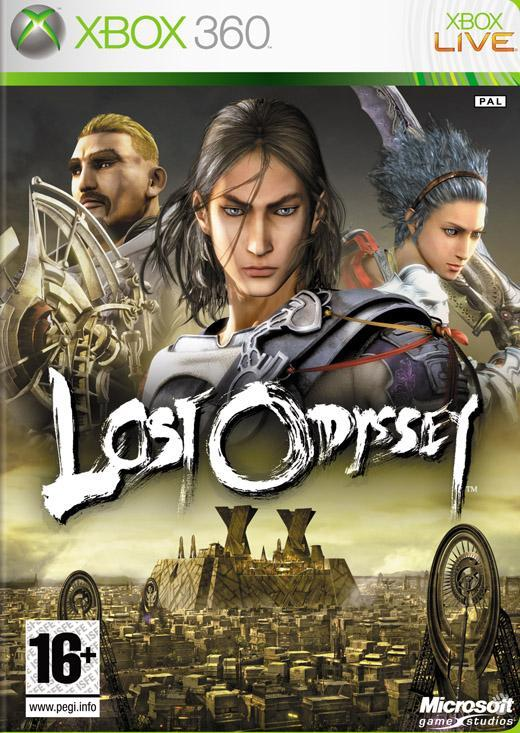 Lost Odyssey for Xbox 360
