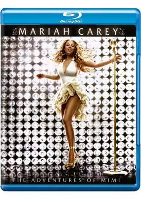 Mariah Carey - The Adventures Of Mimi on Blu-ray