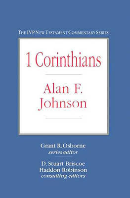 Corinthians by Alan F. Johnson image