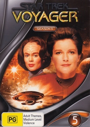 Star Trek: Voyager - Season 5 (New Packaging) on DVD