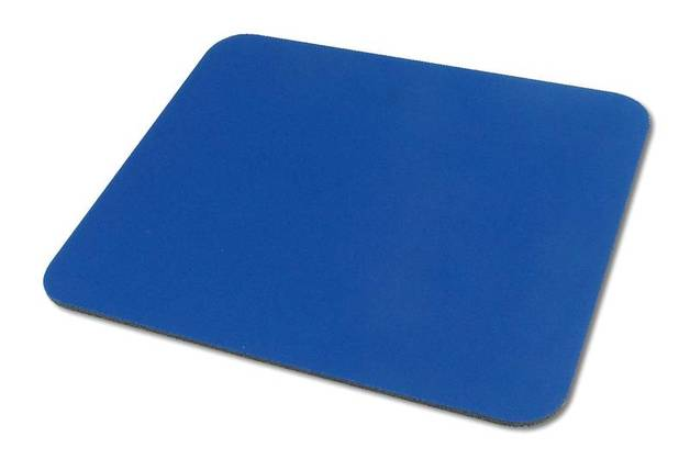 Digitus Blue Basic Mouse Pad