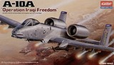 "Academy A-10 Thunderbolt ""Op Iraqui"" 1/72 Model Kit"