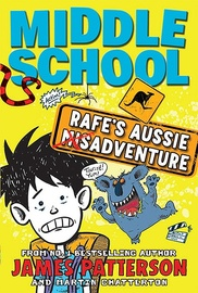 Rafe's Aussie Adventure by James Patterson